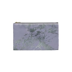 Luxurious Pink Marble Cosmetic Bag (small)