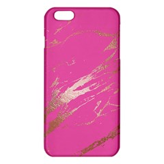 Luxurious Pink Marble Iphone 6 Plus/6s Plus Tpu Case