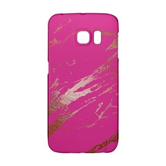 Luxurious Pink Marble Galaxy S6 Edge