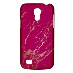 Luxurious Pink Marble Galaxy S4 Mini