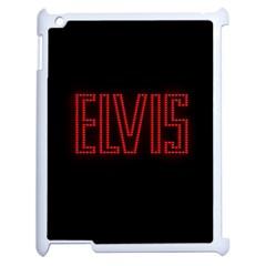 Elvis Presley Apple Ipad 2 Case (white)