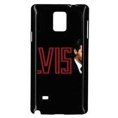 Elvis Presley Samsung Galaxy Note 4 Case (black)