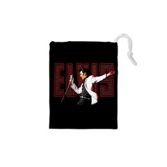 Elvis Presley Drawstring Pouches (xs)