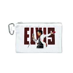 Elvis Presley Canvas Cosmetic Bag (s)