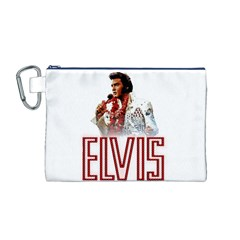 Elvis Presley Canvas Cosmetic Bag (m)