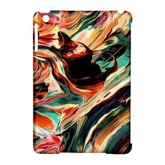 Abstract Acryl Art Apple Ipad Mini Hardshell Case (compatible With Smart Cover)