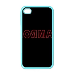 Normal Apple Iphone 4 Case (color)