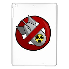No Nuclear Weapons Ipad Air Hardshell Cases