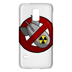 No Nuclear Weapons Galaxy S5 Mini