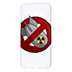 No Nuclear Weapons Samsung Galaxy S8 Plus Hardshell Case
