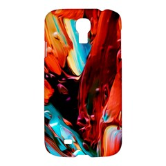 Abstract Acryl Art Samsung Galaxy S4 I9500/i9505 Hardshell Case