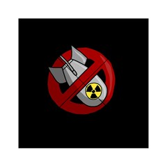 No Nuclear Weapons Acrylic Tangram Puzzle (6  X 6 )