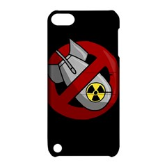 No Nuclear Weapons Apple Ipod Touch 5 Hardshell Case With Stand