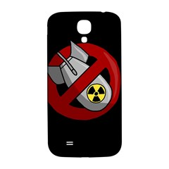 No Nuclear Weapons Samsung Galaxy S4 I9500/i9505  Hardshell Back Case