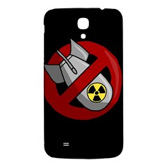 No Nuclear Weapons Samsung Galaxy Mega I9200 Hardshell Back Case