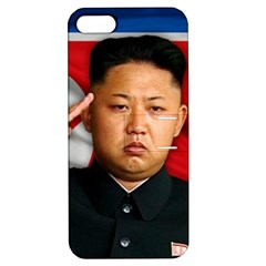 Kim Jong Un Apple Iphone 5 Hardshell Case With Stand