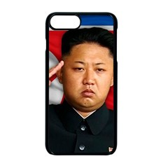 Kim Jong Un Apple Iphone 7 Plus Seamless Case (black)