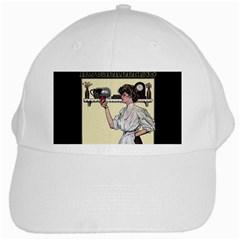 Good Housekeeping White Cap