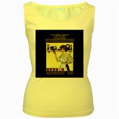 Good Housekeeping Women s Yellow Tank Top