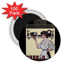 Good Housekeeping 2 25  Magnets (100 Pack)