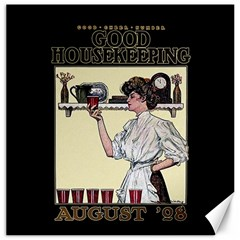 Good Housekeeping Canvas 20  X 20