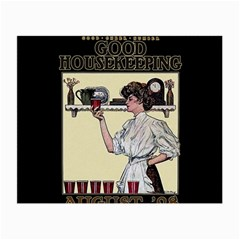 Good Housekeeping Small Glasses Cloth (2 Side)