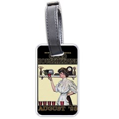 Good Housekeeping Luggage Tags (two Sides)