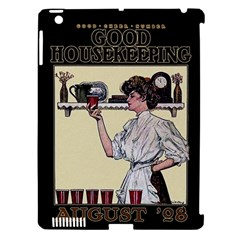 Good Housekeeping Apple Ipad 3/4 Hardshell Case (compatible With Smart Cover)