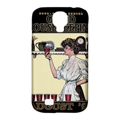 Good Housekeeping Samsung Galaxy S4 Classic Hardshell Case (pc+silicone)