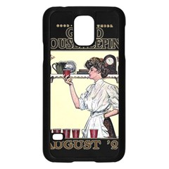 Good Housekeeping Samsung Galaxy S5 Case (black)