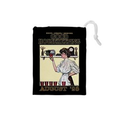 Good Housekeeping Drawstring Pouches (small)