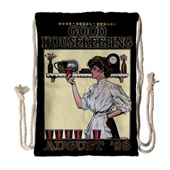 Good Housekeeping Drawstring Bag (large)