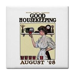 Good Housekeeping Tile Coasters