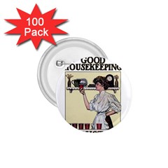 Good Housekeeping 1 75  Buttons (100 Pack)