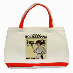 Good Housekeeping Classic Tote Bag (red)