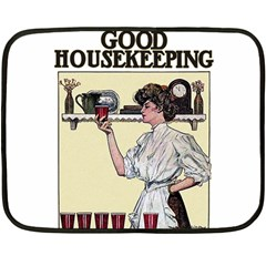 Good Housekeeping Fleece Blanket (mini)