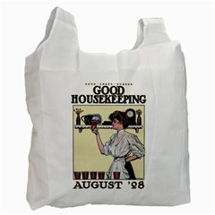 Good Housekeeping Recycle Bag (two Side)