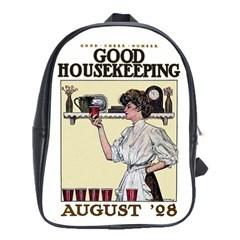 Good Housekeeping School Bag (large)