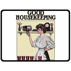 Good Housekeeping Fleece Blanket (large)