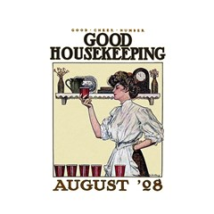Good Housekeeping Shower Curtain 48  X 72  (small)