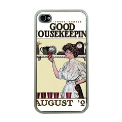 Good Housekeeping Apple Iphone 4 Case (clear)