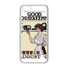 Good Housekeeping Apple Iphone 5c Seamless Case (white)