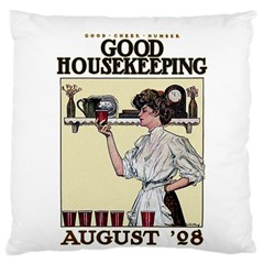 Good Housekeeping Large Flano Cushion Case (two Sides)