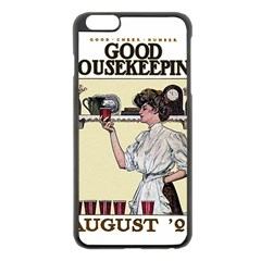 Good Housekeeping Apple Iphone 6 Plus/6s Plus Black Enamel Case