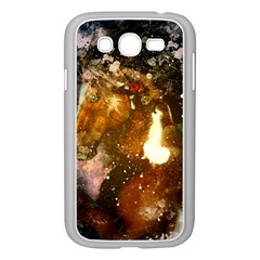 Wonderful Horse In Watercolors Samsung Galaxy Grand Duos I9082 Case (white)