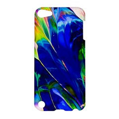 Abstract Acryl Art Apple Ipod Touch 5 Hardshell Case