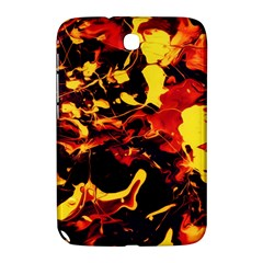 Abstract Acryl Art Samsung Galaxy Note 8 0 N5100 Hardshell Case