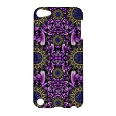 Flowers From Paradise In Fantasy Elegante Apple Ipod Touch 5 Hardshell Case