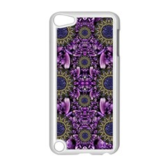Flowers From Paradise In Fantasy Elegante Apple Ipod Touch 5 Case (white)