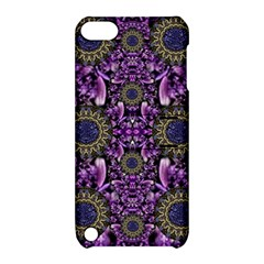 Flowers From Paradise In Fantasy Elegante Apple Ipod Touch 5 Hardshell Case With Stand